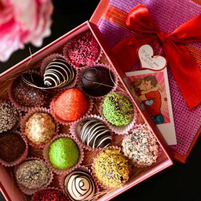 Клубника в шоколаде, Клубника в шоколаде Сочи
